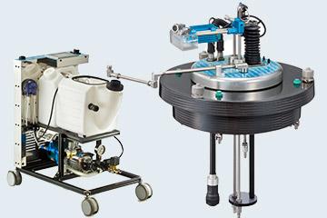 エアコン洗浄ロボット